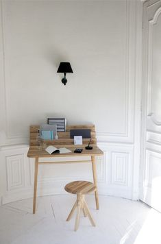 Le Scriban desk/console by Margaux Keller