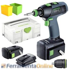 Set avvitatore Festool