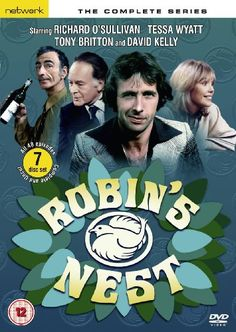Robin's Nest: The Complete Series [DVD] An awesome funny show from the really enjoyed it British Sitcoms, British Comedy, Richard O Sullivan, Classic Comedies, Vintage Television, Comedy Tv, Old Tv Shows, My Childhood Memories, Classic Tv