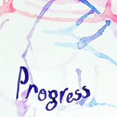 Day 16 // Progress. This whole month has been full of progress - in many different forms! What are you doing to progress your life?  . . .  How to Participate:  Follow @HeartisanCreations on Instagram or Tumblr Follow /HeartisanCreate on Facebook Twitter or Pinterest  Each day of the month hand letter or write out the corresponding word.  The way you do it is up to you! Write the word in a sentence; make it a piece of art; practice with your non-dominant hand; try a new medium each day; use…