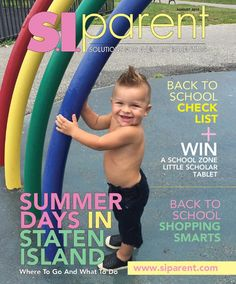 Digital Magazine - August 2015 | Staten Island Parent for local parenting resources in new york