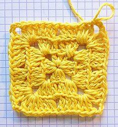 fin hæklet firkant 5 Crochet Granny, Pot Holders, Blanket, Baby, Crafts, Blankets, Hot Pads, Potholders, Babys