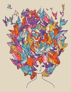 Birdy by Julia Sonmi Heglund