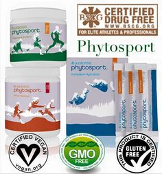 Vegan Certified, Gluten Free, Dairy Free, GMO Free. My favorite product set in the Arbonne range. Sports nutrition has been a game change for me personally and www.susanserota.arbonne.com