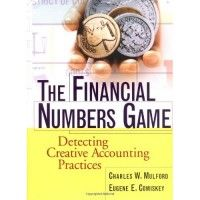 My favorite book out of the 5 books I have in Forensic Accounting class!