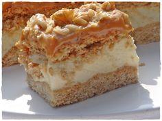 Słodkości i nie tylko: Ciasto Krówka - rewelacja