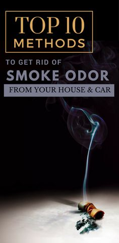 Essential Oils To Get Rid Of Cigarette Odors In Car