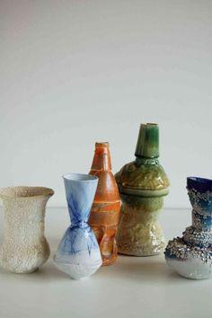 Johannes Nagel • Ceramics Now Magazine - Contemporary Ceramics