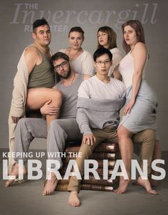 Keeping Up With the Librarians.