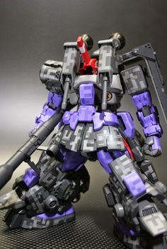 "HGUC 1/144 Dom ""Final Battle"" Custom Build - Gundam Kits Collection News and Reviews"