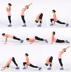 Try Our Burn Off the Bunny Workout   Move Nourish Believe