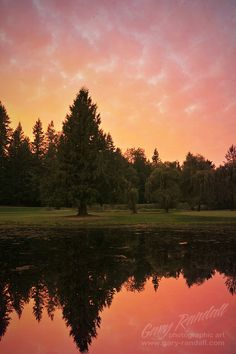 Reflecting Warmth, Welches, Oregon