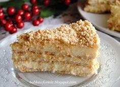 sernik gotowany bez pieczenia na herbatnikach babkawformie.blogspot.com