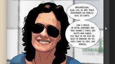 Entrevista com a cantora Zélia Duncan para o Catraca Livre contou com a participação do público Via Facebook.