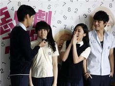 No one can appear as clueless as Ariel Lin, feel as spunky as Jung So Min, and look as adorable as Honoka Miki… Miss In Kiss Drama, Miss Kiss, Ariel Lin, Drama Taiwan, Jung So Min, Japanese Drama, Cute Couples, Kdrama, Cute Girls