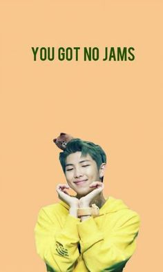 "Rap Monster ""You Got No Jams"" wallpaper ℓιкє тнιѕ ρι¢? fσℓℓσω мє fσя мσяє @αмутяαи444"