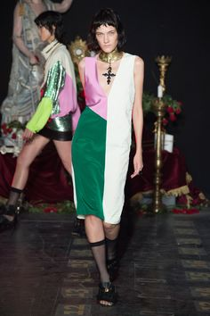 Fausto Puglisi Spring 2017 Ready-to-Wear Collection Photos - Vogue