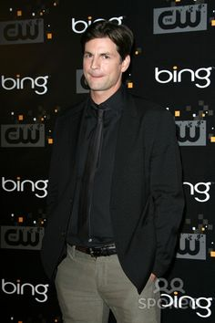 Gale Harold The CW's Premiere Party held at Warner Bros. Studios Lot