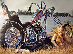 Old school choppers | kakimoto: Old School Chopper