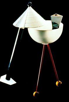 1982.Anchorage Peter Shire, Memphis Design, Design Research, Postmodernism, Sculptures, Ceramics, Group, Home Decor, Ceramica