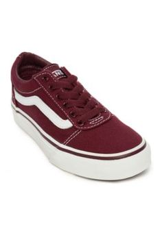 Vans Red Ward Port - Boys ToddlerYouth Sizes