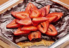 Nutella caiu definitivamente nas graças dos brasileiros. Esse sabor tão característico e delicioso hoje faz parte também de muitas sobremesas. Pavê de Nute