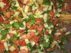 Great recipe for Mexican Style Shrimp Ceviche. I make this dish anytime I go to a pot luck and everyone loves it. It's very simple to make and quite affordable. Feel free to experiment with other vegetables and seasonings.