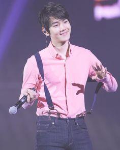 •baekhyun• |160305| EXO'luxion in dalian