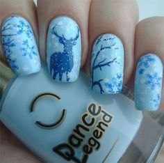 winter nail art designs for 2016                                                                                                                                                                                 More