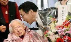 A japonesa deixa três filhos, sendo que o mais velho tem 92 anos (Foto: Reprodução)