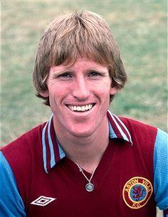 Terry Donovan Aston Villa 1978/79