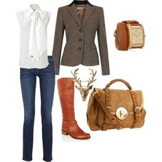 Love that this can be worn to work or with skinny jeans and heels out! Description from pinterest.com. I searched for this on bing.com/images