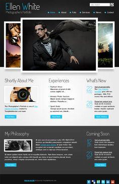 147 best free website templates images on pinterest in 2018 free