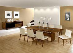 Comedores Modernos. Contemporary Dining RoomsModern Dining Room  FurnitureRooms ...
