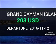 Flight from Toronto to Grand Cayman Island by Avia #travel #ticket #flight #deals   BOOK NOW >>>