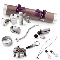 sprey christmas cracker handpick the contents of this luxurious cracker and choose from a silver