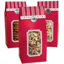 Tent Box Kit Christmas Treat Box by Wilton