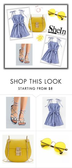 """Shein 9"" by ermina-camdzic ❤ liked on Polyvore featuring shein"