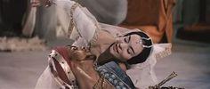 Antonio El Bailarín y Ludmilla Tchérina en una escena de Luna de Miel
