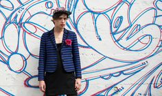 Ezra Furman: Perpetual Motion People review – oddball rock from a genuine…