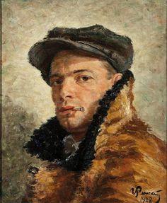 Ряжский Г.Г. Автопортрет