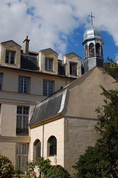 The Scots College / Collège des Écossais, 65 rue du Cardinal Lemoine, Paris V