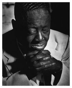 Art Tatum by Herman Leonard, 1955