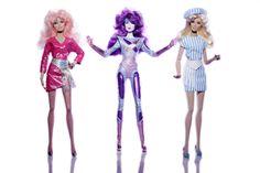 Jem - Synergy - Jerrica - $125-each - Jem & the Holograms Dolls