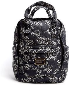 Marc by Marc Jacobs Pretty Nylon Printed Backpack on shopstyle.com                         backlink