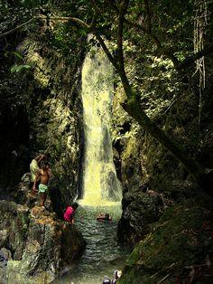 Bang Pae Waterfall - Phuket, Thailand