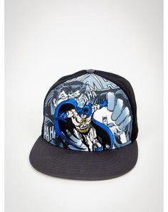 New Era Hero Break Out Batman Snapback Hat Tag Store ec8731bbf496
