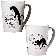 Le Chat Noir Mugs - shopPBS.org
