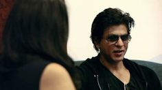 Shah Rukh gives an interview in Malaysia for Temptation Reloaded 2014