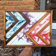 Lillian James Designs/ Kimmy Lueders exhibiting at conception Austin May 2017 Metric Boulevard pm pm. Reclaimed Wood Wall Art, Wooden Wall Art, Diy Wall Art, Wooden Walls, Diy Art, Wall Art Decor, Wood Creations, Barn Quilts, Living Room Art